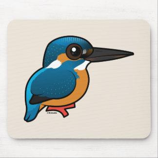 Birdorable Common Kingfisher Mouse Mat