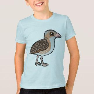 Birdorable Corn Crake T-Shirt