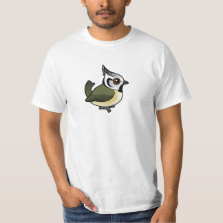 Birdorable Crested Tit T-shirt
