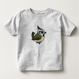Birdorable Crested Tit Toddler T-Shirt