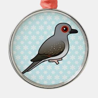 Birdorable Diamond Dove Christmas Ornament