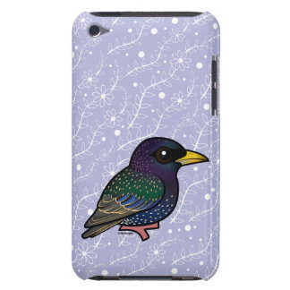 Birdorable European Starling Barely There iPod Case