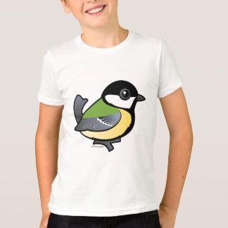 Birdorable Great Tit Tee Shirts