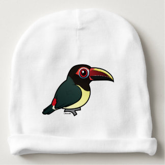 Birdorable Green Aracari Baby Beanie