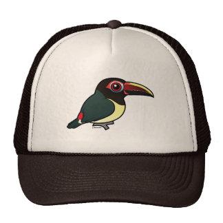Birdorable Green Aracari Cap