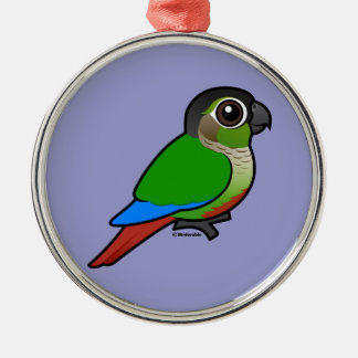 Birdorable Green-cheeked Conure Christmas Ornament