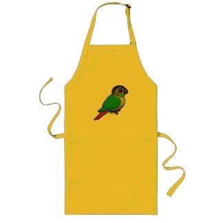 Birdorable Green-cheeked Conure Long Apron