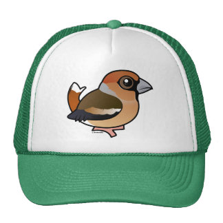 Birdorable Hawfinch Hat