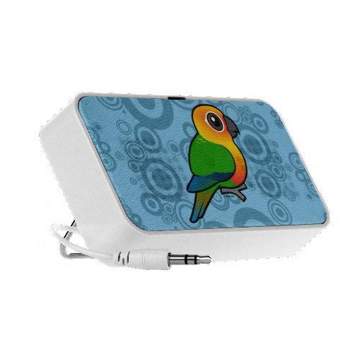 Birdorable Jandaya Parakeet Speakers