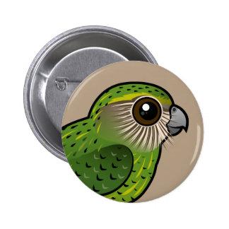 Birdorable Kakapo 6 Cm Round Badge