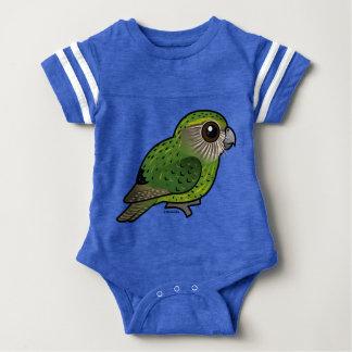 Birdorable Kakapo Baby Bodysuit