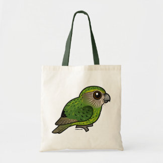 Birdorable Kakapo Budget Tote Bag