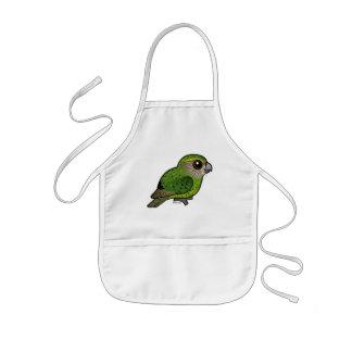 Birdorable Kakapo Kids Apron