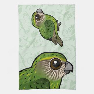 Birdorable Kakapo Towel