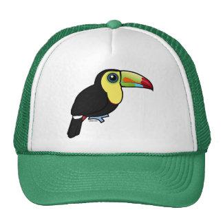 Birdorable Keel-billed Toucan Cap