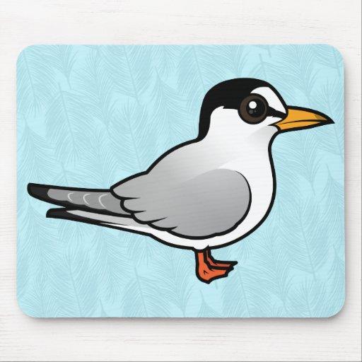 Birdorable Least Tern Mousepad