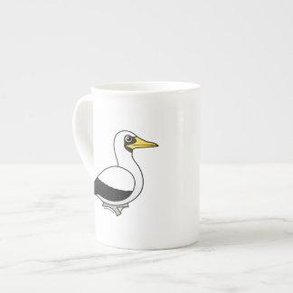 Birdorable Masked Booby Bone China Mug