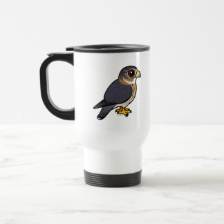 Birdorable Merlin Travel Mug