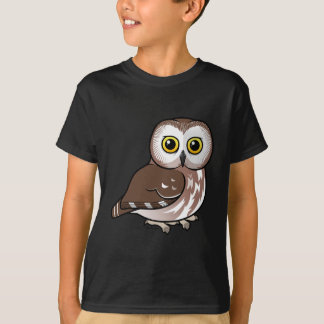 Birdorable Northern Saw-whet Owl T-Shirt