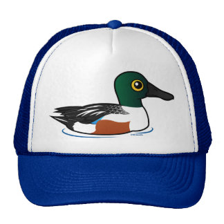 Birdorable Northern Shoveler Trucker Hat