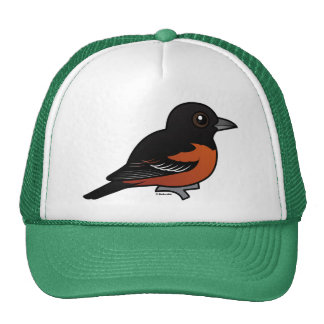 Birdorable Orchard Oriole Hat