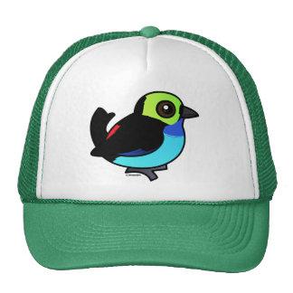Birdorable Paradise Tanager Trucker Hats