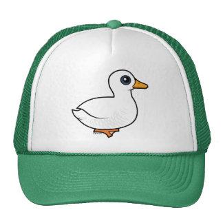 Birdorable Pekin Duck Trucker Hat