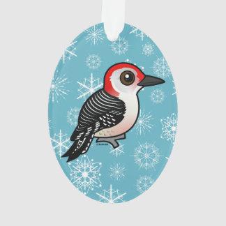 Birdorable Red-bellied Woodpecker Ornament
