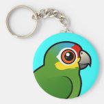 Birdorable Red-lored Parrot