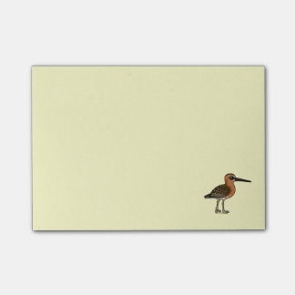 Birdorable Short-billed Dowitcher Post-it® Notes