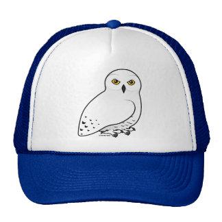 Birdorable Snowy Owl Hats