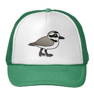 Birdorable Snowy Plover Mesh Hats