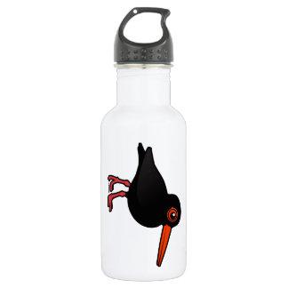 Birdorable Sooty Oystercatcher 532 Ml Water Bottle