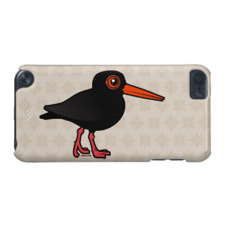 Birdorable Sooty Oystercatcher iPod Touch (5th Generation) Cases