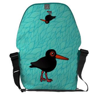 Birdorable Sooty Oystercatcher Commuter Bags