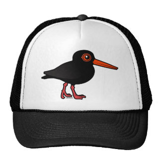 Birdorable Sooty Oystercatcher Trucker Hats
