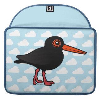 Birdorable Sooty Oystercatcher Sleeves For MacBooks