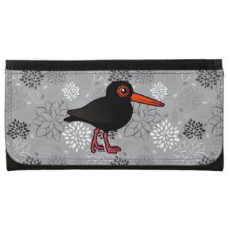 Birdorable Sooty Oystercatcher Wallet
