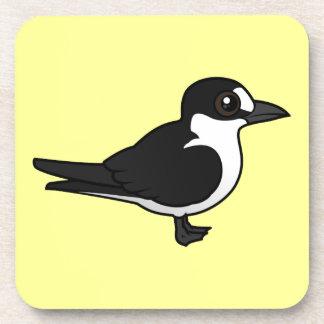 Birdorable Sooty Tern Drink Coaster
