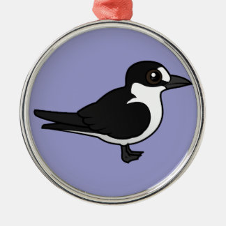 Birdorable Sooty Tern Ornaments