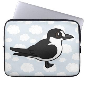 Birdorable Sooty Tern Laptop Computer Sleeves