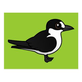 Birdorable Sooty Tern Postcard