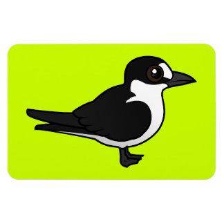 Birdorable Sooty Tern Magnet