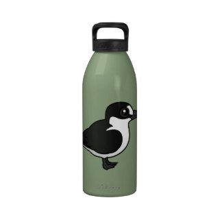 Birdorable Sooty Tern Reusable Water Bottle