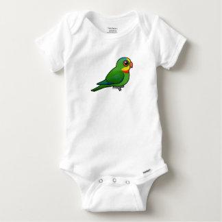 Birdorable Superb Parrot Baby Onesie