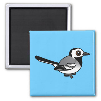 Birdorable White Wagtail Magnet