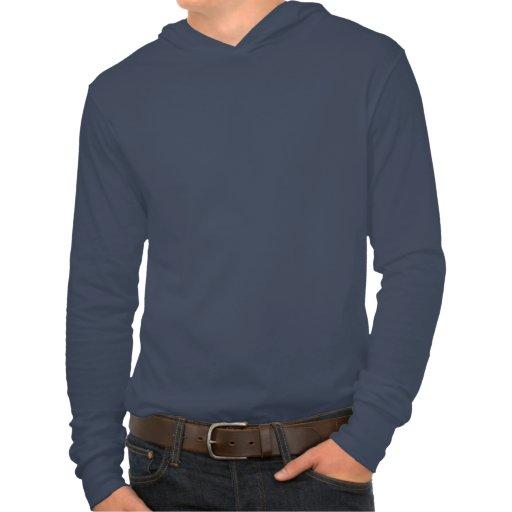 Birdorable Wilson's Plover Hooded Sweatshirts