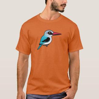 Birdorable Woodland Kingfisher T-Shirt