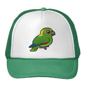 Birdorable Yellow-naped Parrot Mesh Hat