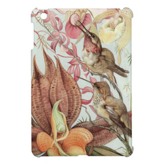 Birds and Flowers Case For The iPad Mini